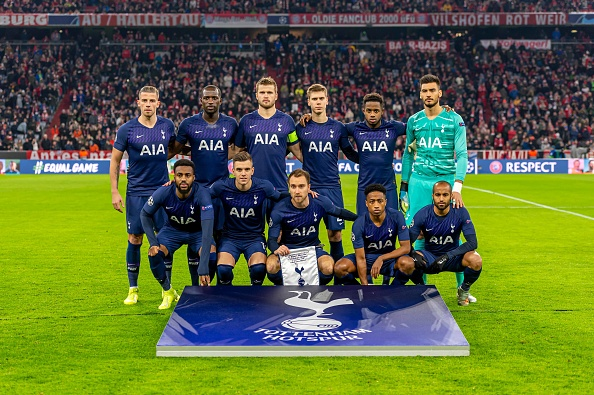 Champions league group stage runners up