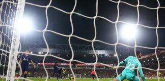Tottenham Hotspur's defensive mistakes