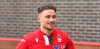 Nottingham Forest Matty Cash