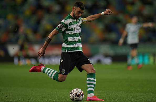 How likely is Bruno Fernandes to join Manchester United
