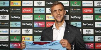 West Ham Tomas Soucek