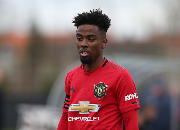 The Angel Gomes Contract Situation at Manchester United - LWOF