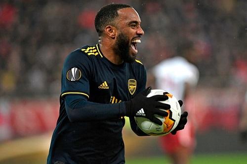Arsenal Away Goal