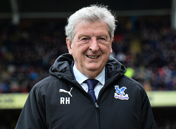 Roy Hodgson: Crystal Palace Manager Signs Contract Extension ...