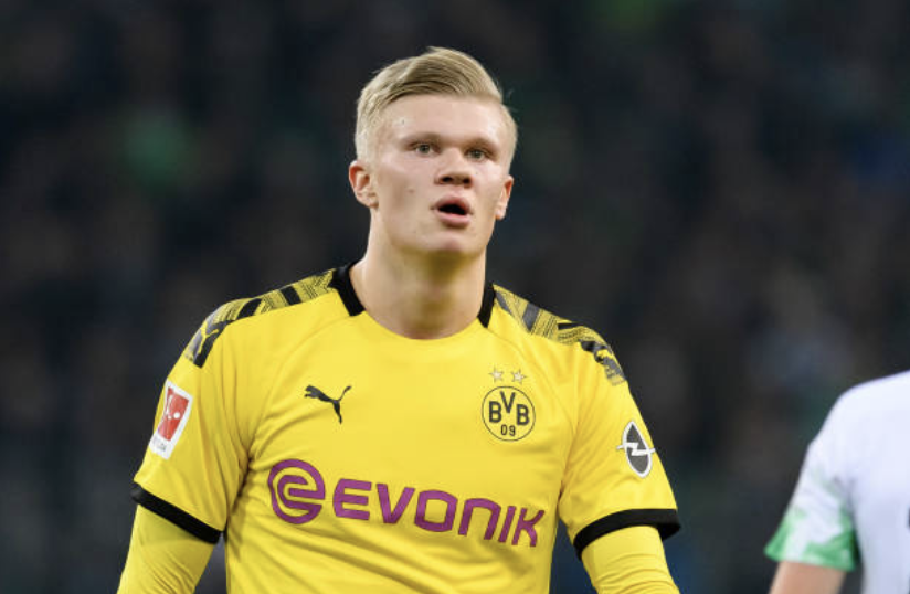 Report Limited Erling Haaland Interest From Manchester United Lwof