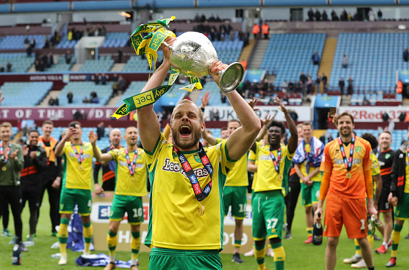 Norwich City Team of the Decade