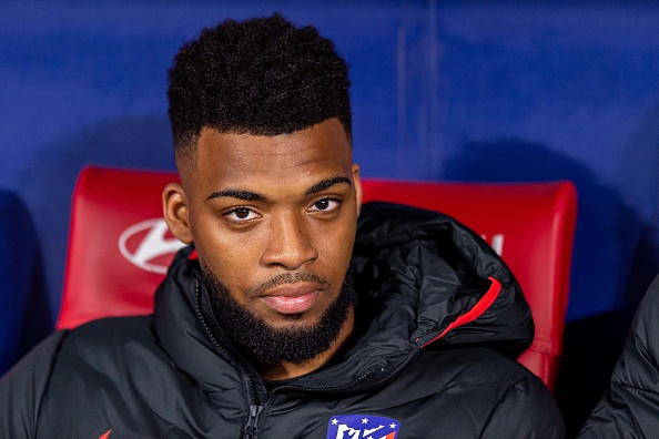 Manchester United in talks with Thomas Lemar