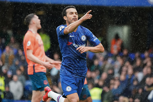 Pedro could remain at Chelsea