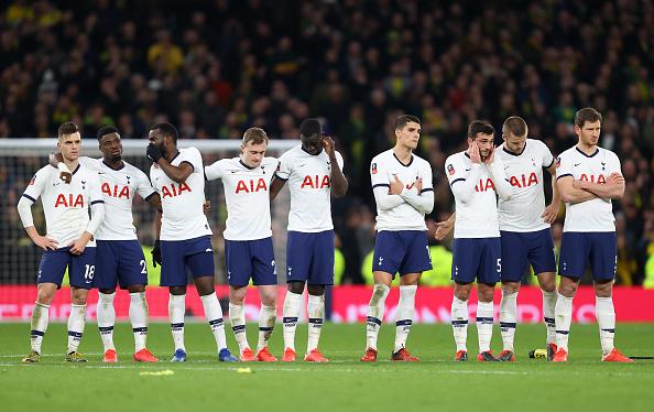 Tottenham Hotspur Overhaul