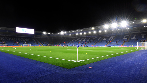 Self-isolating Leicester