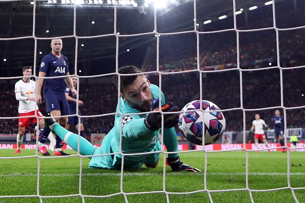 Tottenham Hotspur Champions League