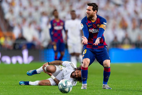 Lionel Messi's goals