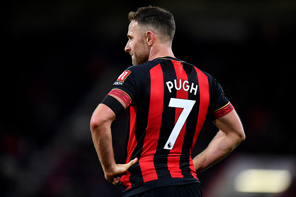 Bournemouth team of the decade