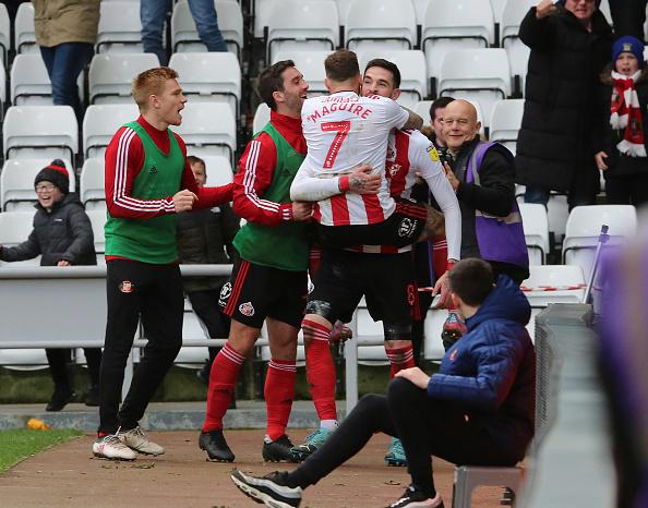 Sunderland's Winless Run