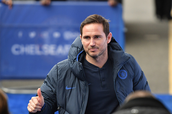 Frank Lampard Refuses to 'Copy' Other Clubs at Chelsea - Last Word on  Football