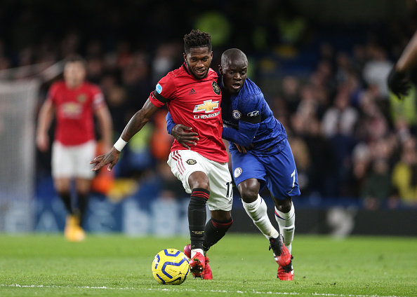 N'golo Kante's role