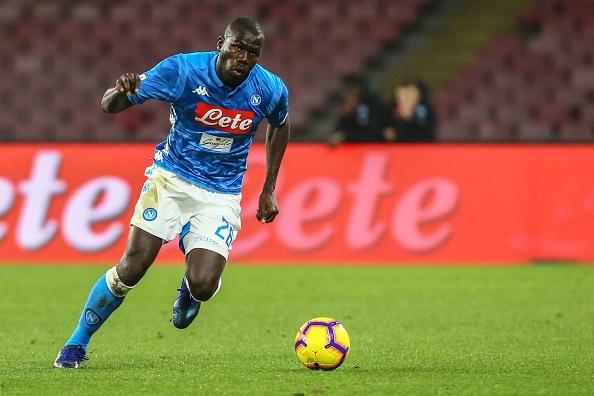 Manchester United Kalidou Koulibaly