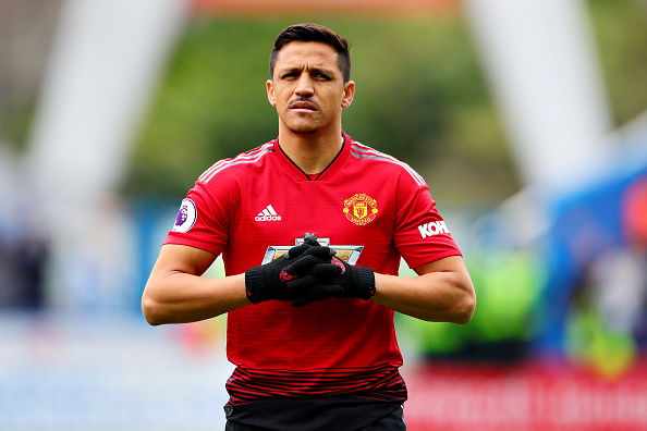 REPORT: Manchester United Flop Alexis Sanchez Linked With Shock Premier League Move - Last Word On Football