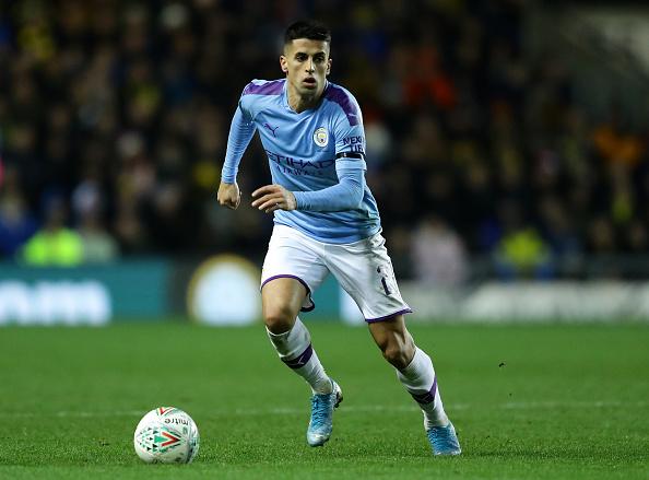 Manchester City Joao Cancelo
