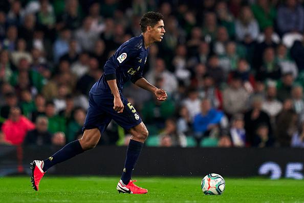 Manchester City Raphael Varane