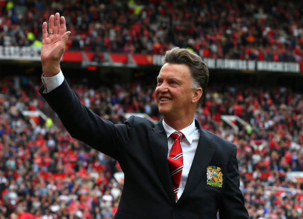 Thirteen Players Signed By Louis Van Gaal At Manchester