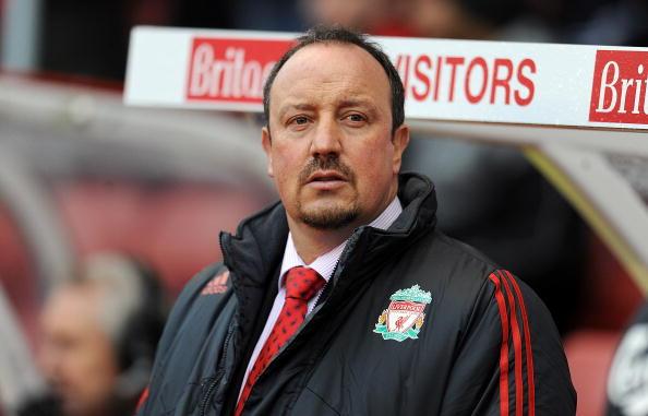 Rafael Benitez Liverpool