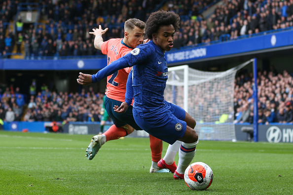 Willian rejects contract