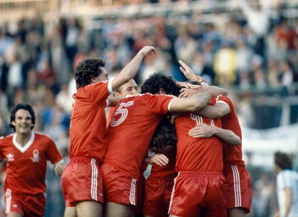Nottingham Forest european cup