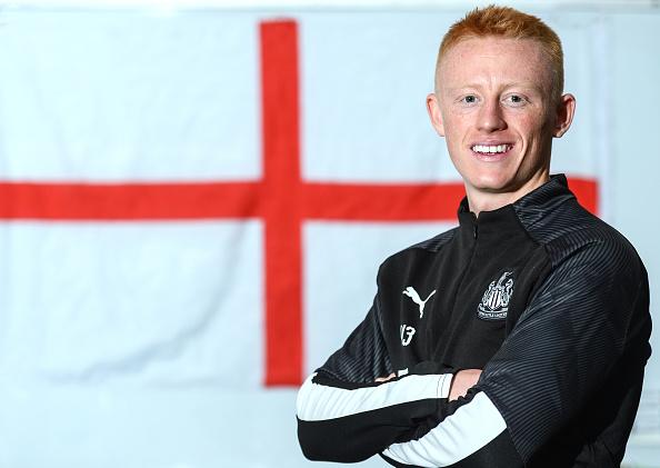 Newcastle United Matty Longstaff