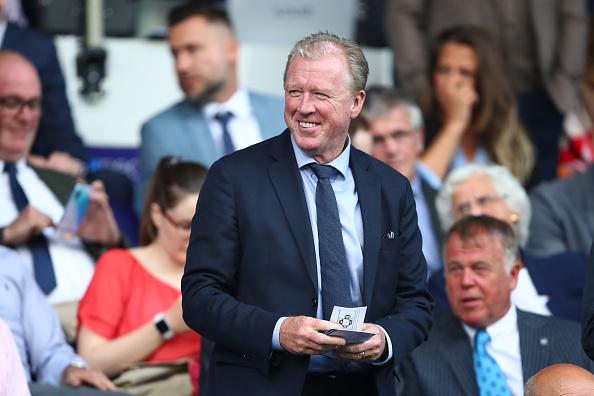 Dundee United Steve McClaren