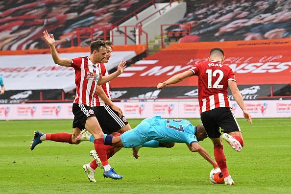 Premier League handball rule