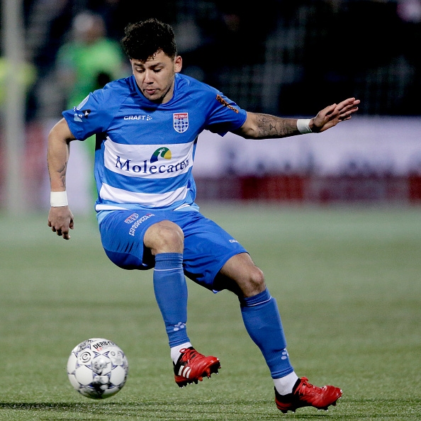 Coventry City Gustavo Hamer