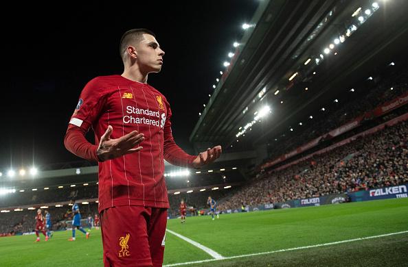 Liverpool Adam Lewis