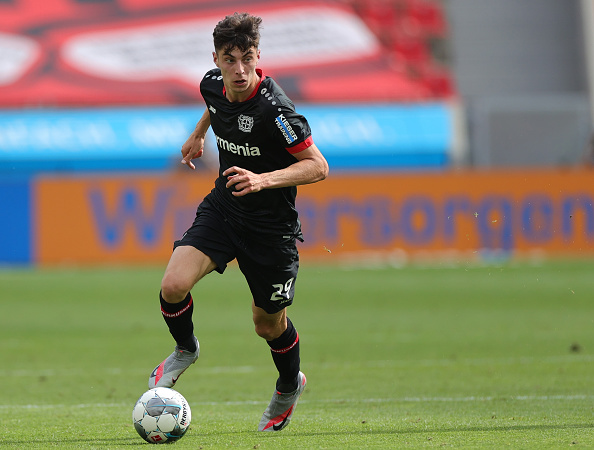 Chelsea Kai Havertz