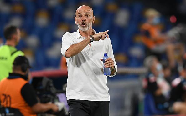 AC Milan Stefano Pioli