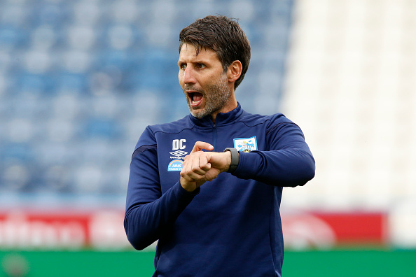 Danny Cowley sacked