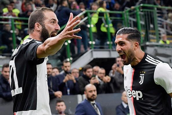 Juventus Gonzalo Higuain