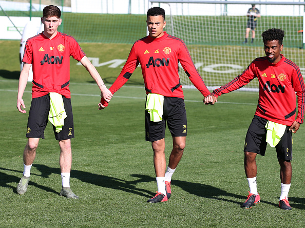 The Next Greats From The Manchester United Academy Last Word On Football