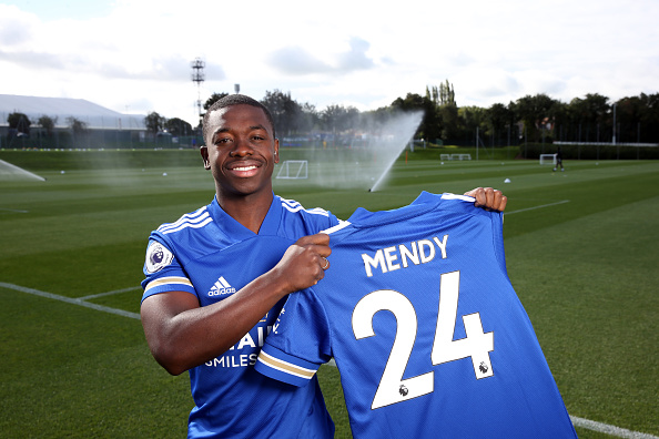 Nampalys Mendy Leicester City