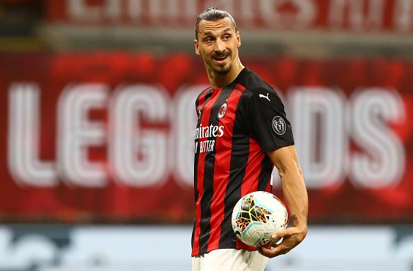 Report Zlatan Ibrahimovic To Extend Ac Milan Contract Last Word On Football
