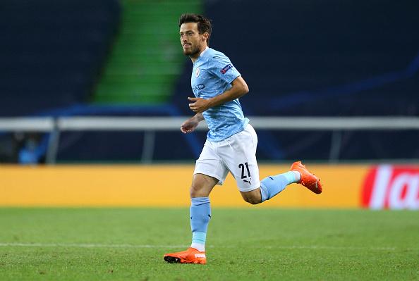 Lazio David Silva