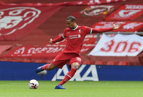 Joël Matip Liverpool's