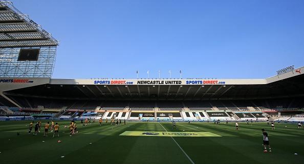 Newcastle United Isaac Hayden