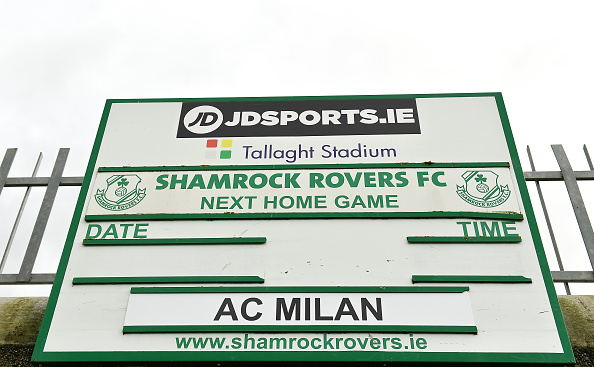 Ac Milan Travel To Shamrock Rovers In Europa League Last Word On Football