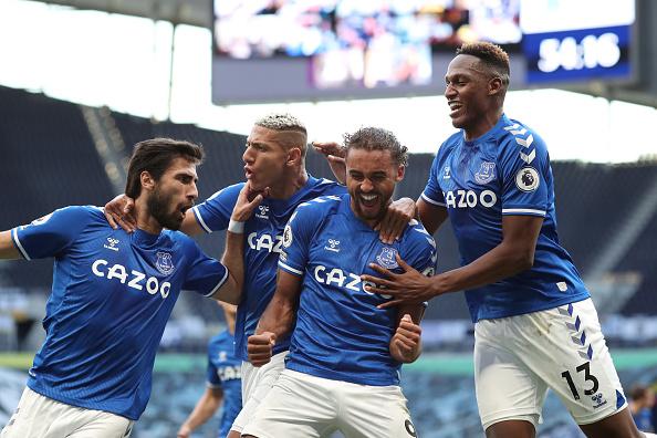 Everton top six