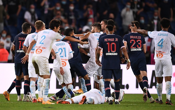 Paris Saint-Germain Marseille