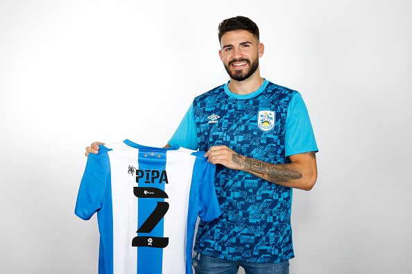 Huddersfield Town Pipa