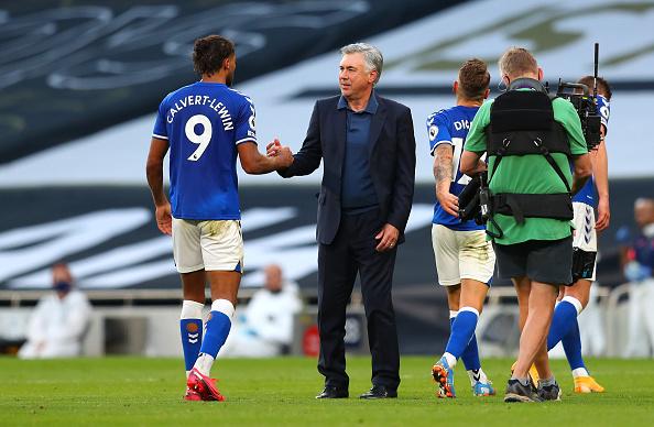 Rise of Dominic Calvert-Lewin is Down to Carlo Ancelotti - Last Word on Football