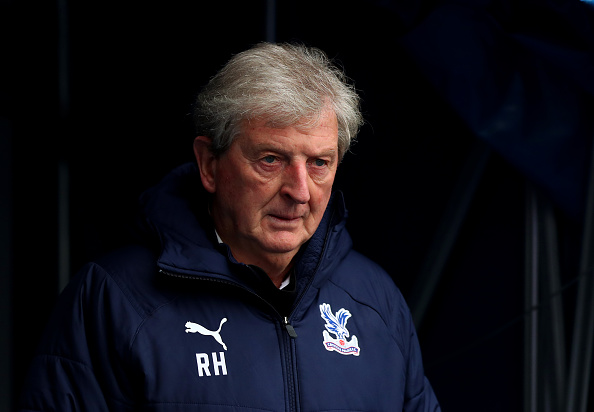 Roy Hodgson's