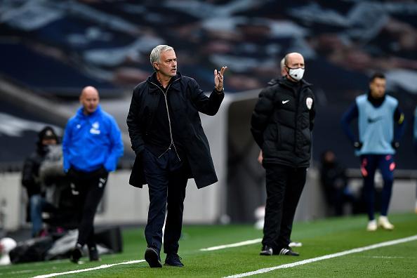 Jose Mourinho Carabao Cup